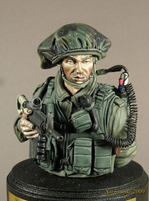 Golani Brigade Dan Capuano