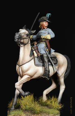 1st Virginia Cavalry Anders Heintz