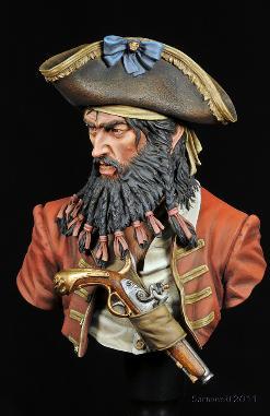 Black Beard Matt Wellhouser