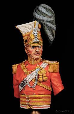 British 17th Lancer 1837 Leo Slawski