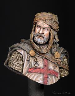Crusader Mike Meehan