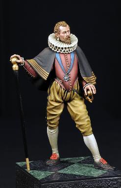 French Nobleman 16th Century Jason Green