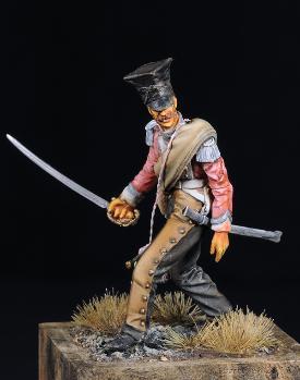 Lancer of Berg Trumpeter 1808 Mike Cobb