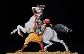 Omar The Horse Trainer Jim Schroeder