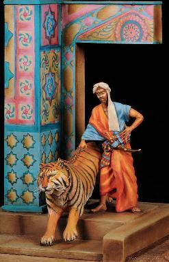 Pashas Favorite Tiger Richard Thorne