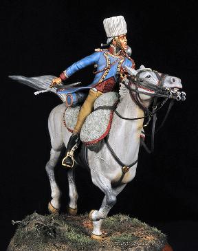 Trumpeter Chasseur A Cheval 1800 Rod Curtis