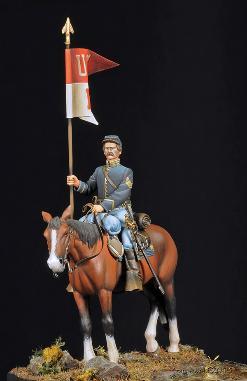 Union Cavalry Stephen Mallia