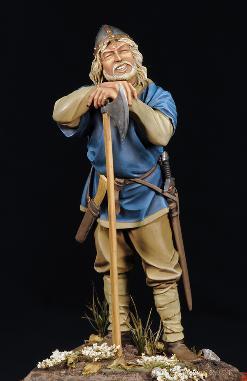 Viking Warlord Robert Raver