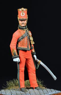 Young Guard Officer Barry King