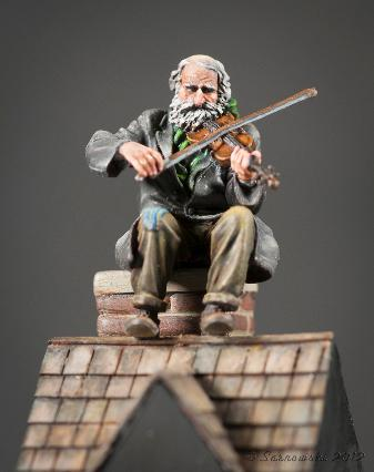 Fiddler on The Roof Michael Bedard