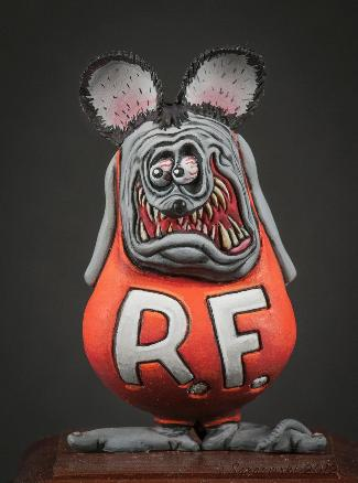 Rat Fink Bill Chilstrom