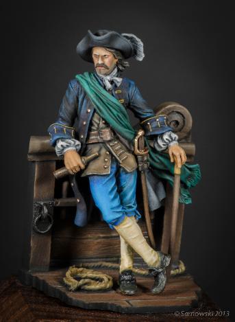 Capt. William Kidd Bobby Sarnowski