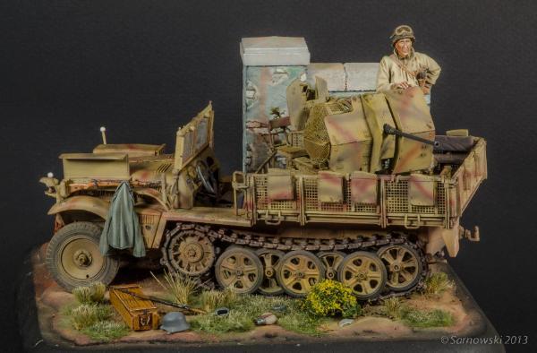 Captured Flak 38 Rusty Ratcliff