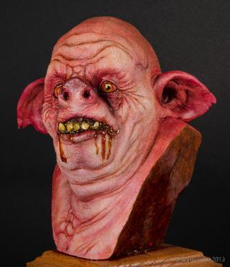 Here Piggy Piggy Rusty Nail