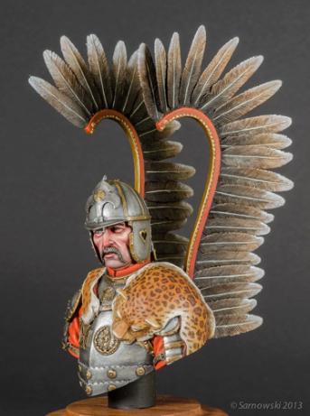 Polish Winged Hussar Paul Kernan
