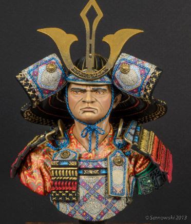 The Samurai Chris Fontenot