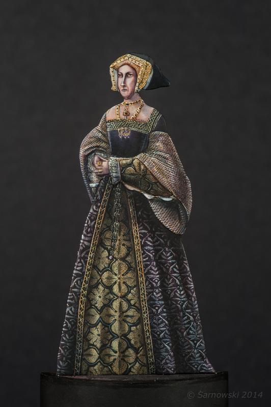 Lady of the Tudor Rick Taylor