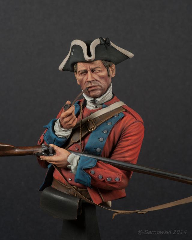 60th Regt of Foot 1775 Matt Wellhouser