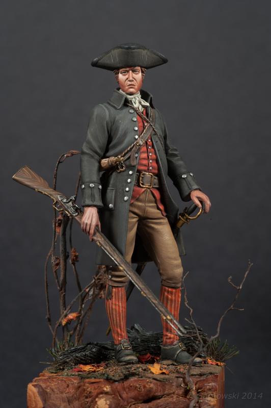 Minuteman 1776 Michael Stevens