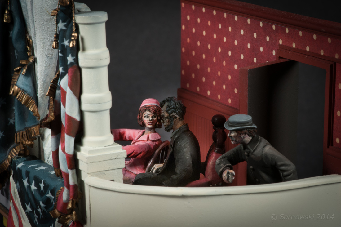 Fords Theater Fletcher Clement