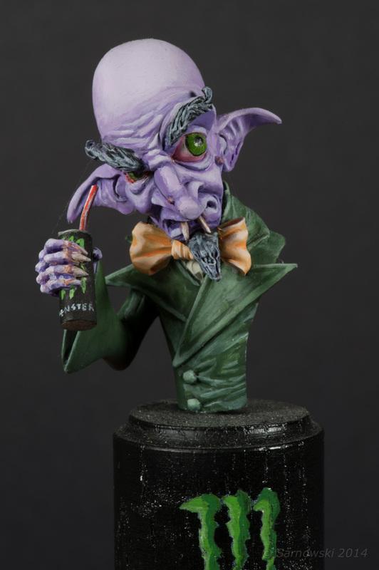 Monster Salesman Dave Wiggins