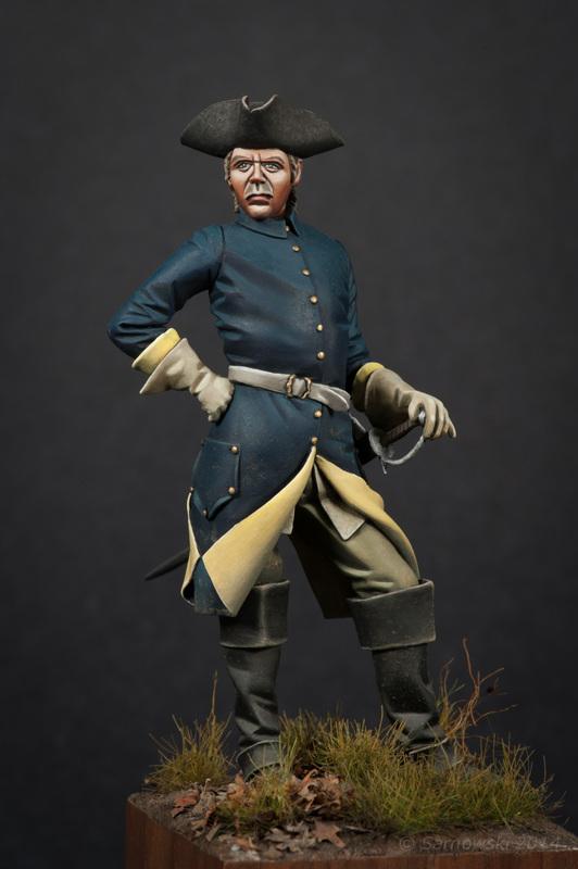 Sweedish Cavalry Poltava 1709 Anders Heintz