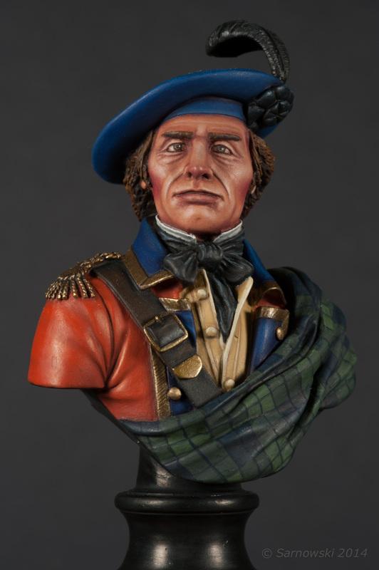 42nd Highlander Canada 1780 Paul Kernan
