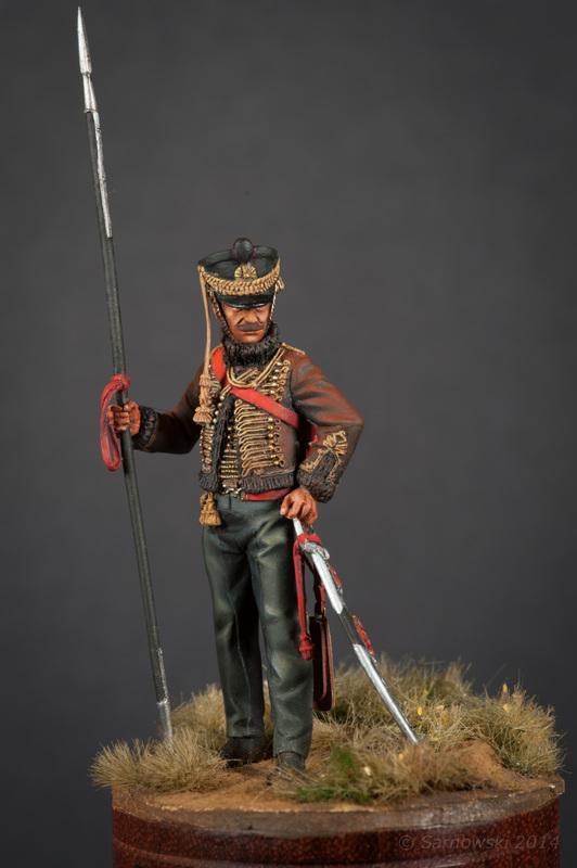 Russian Hussar Gianni Versari