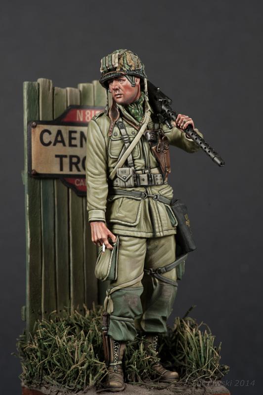 101st Airborne Dan Capuano