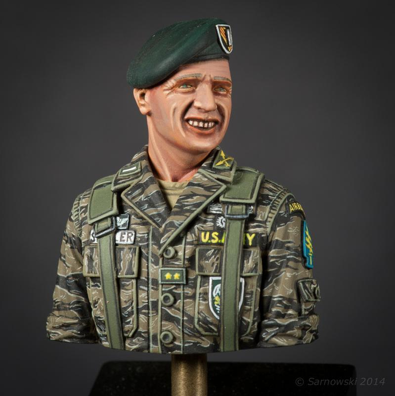 Special Forces Bust Chris Mrosko