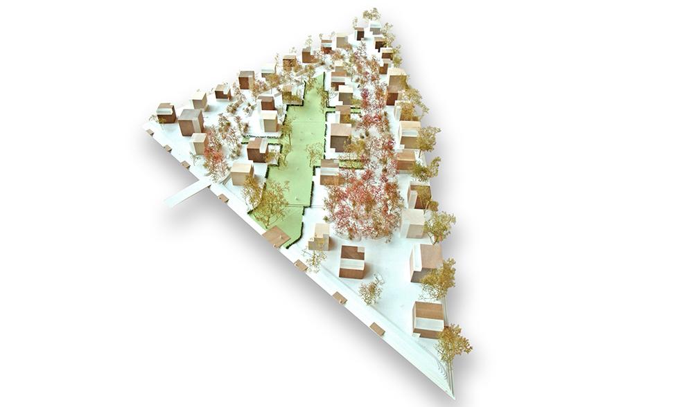 Stedenbouwkundig plan van Kubuseiland