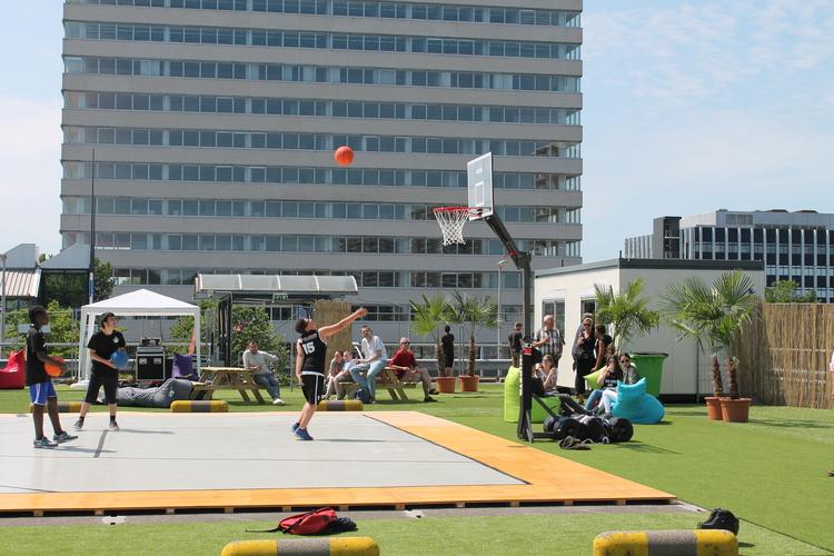 Centrum Schalkwijk (DAK), Haarlem