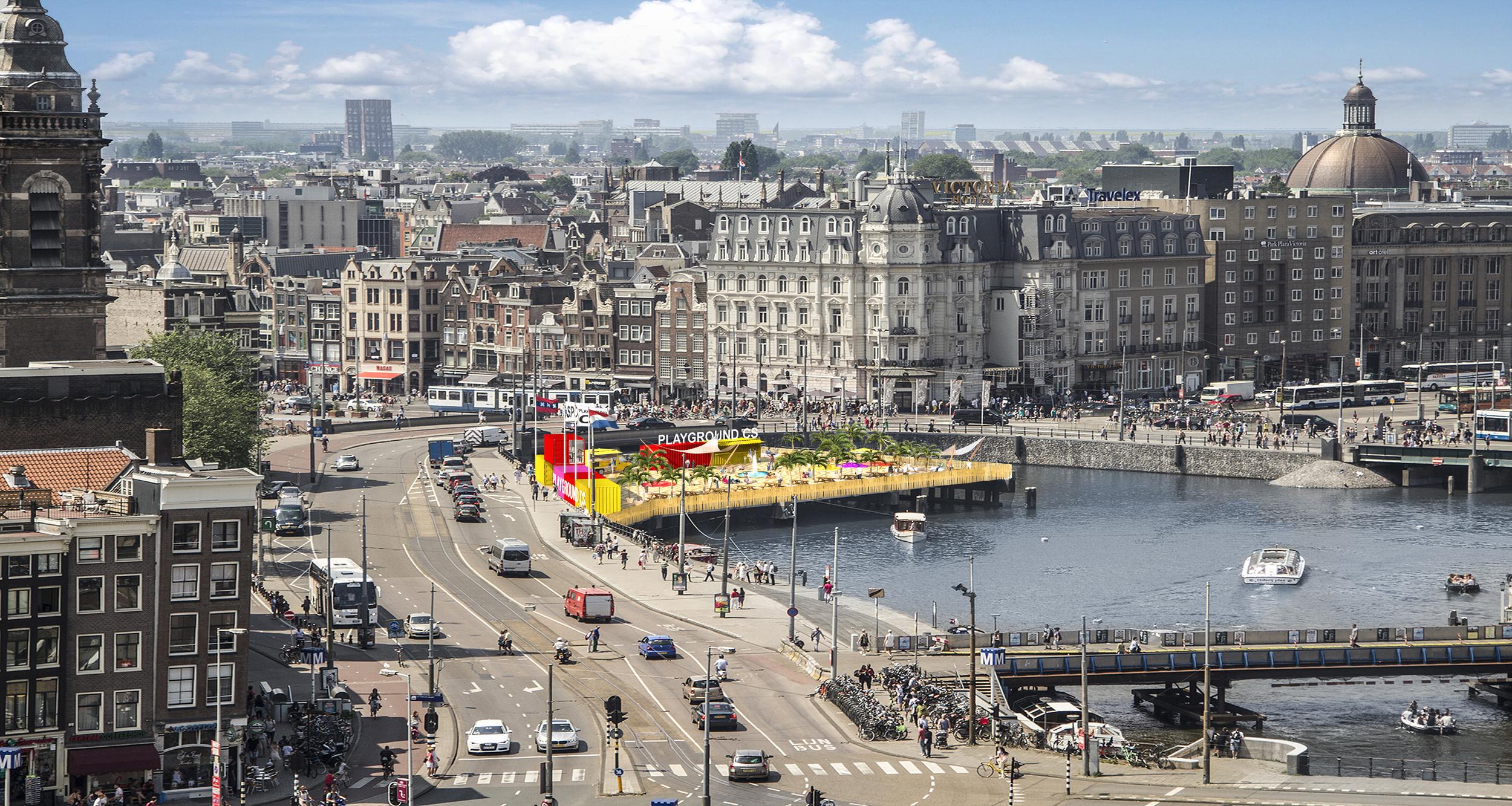 Playground CS, Amsterdam