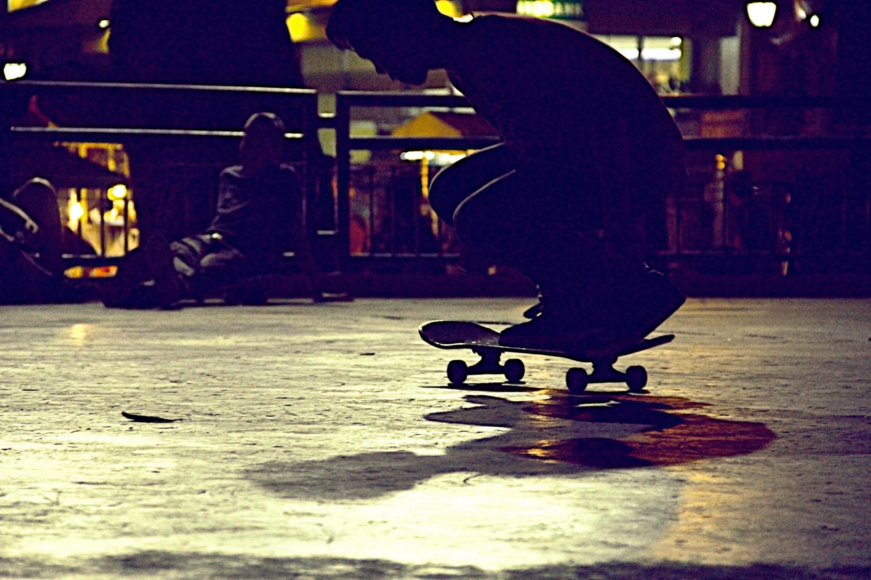 Filipino Skate.