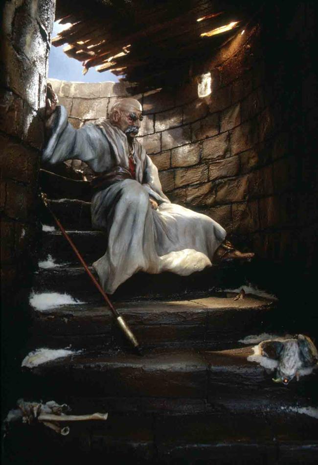 Wake of the Falcon, Merlin Emrys