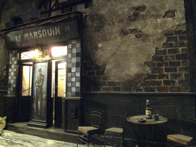 Cafe le Marsouin