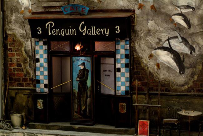 Penguin Gallery