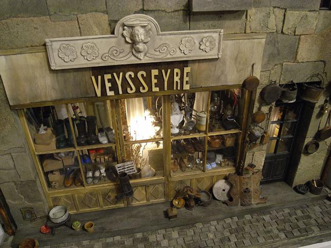 Veysseyre-Brocanteur