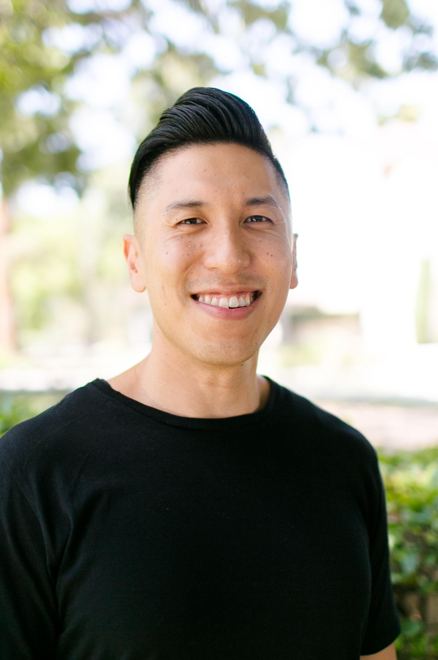 Youth Pastor Ben Hui