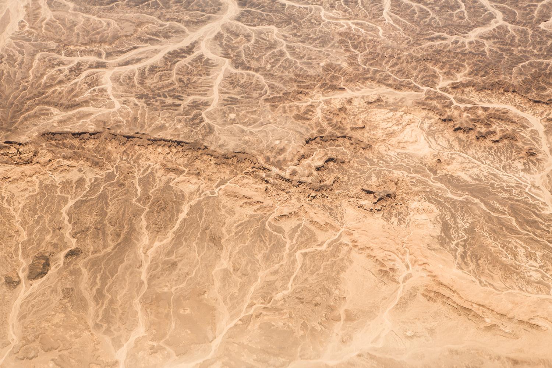 Deserts - Survey #2, 2015 //  80 cm x 120 cm