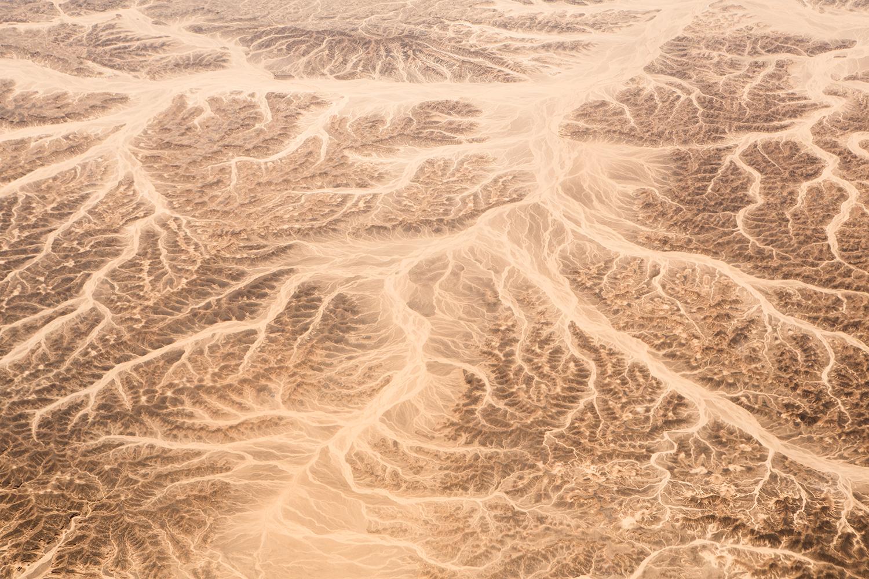 Deserts - Survey #3, 2015 //  80 cm x 120 cm