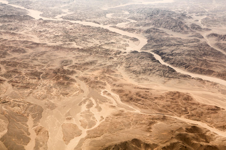Deserts - Survey #6, 2015 //  80 cm x 120 cm