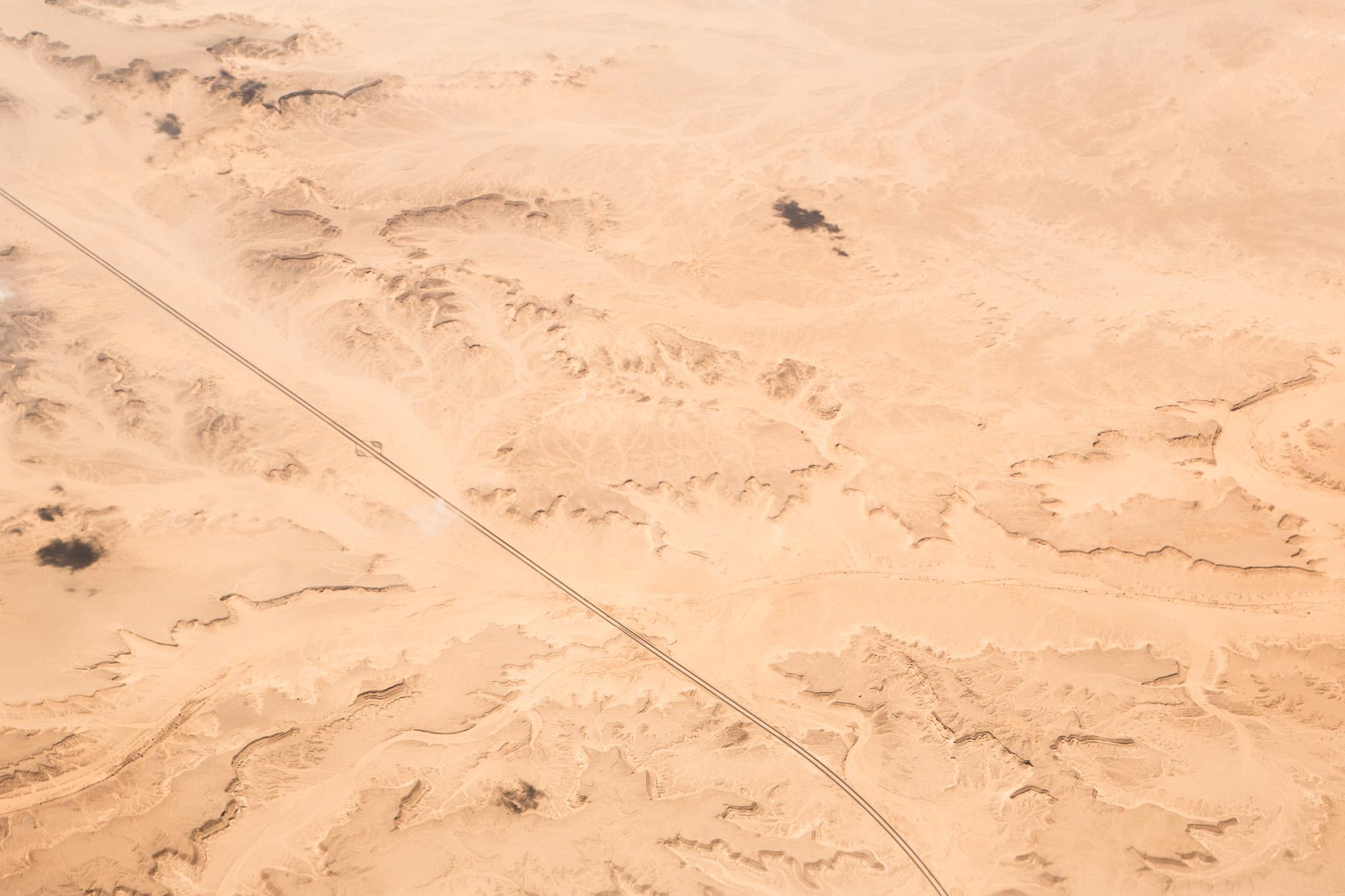 Deserts - Survey #1, 2015