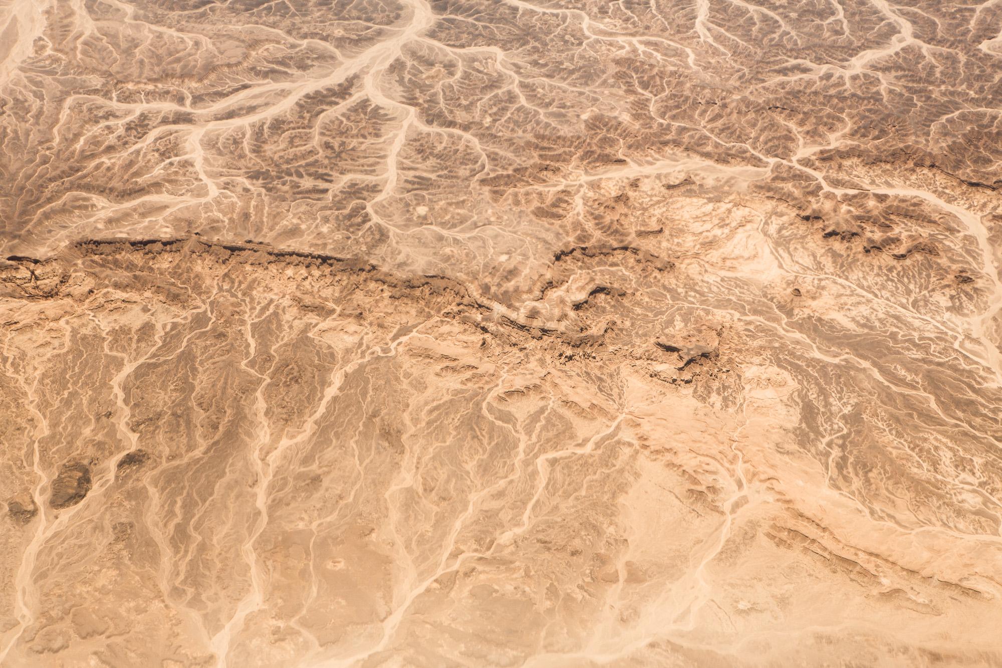 Deserts - Survey #2, 2015
