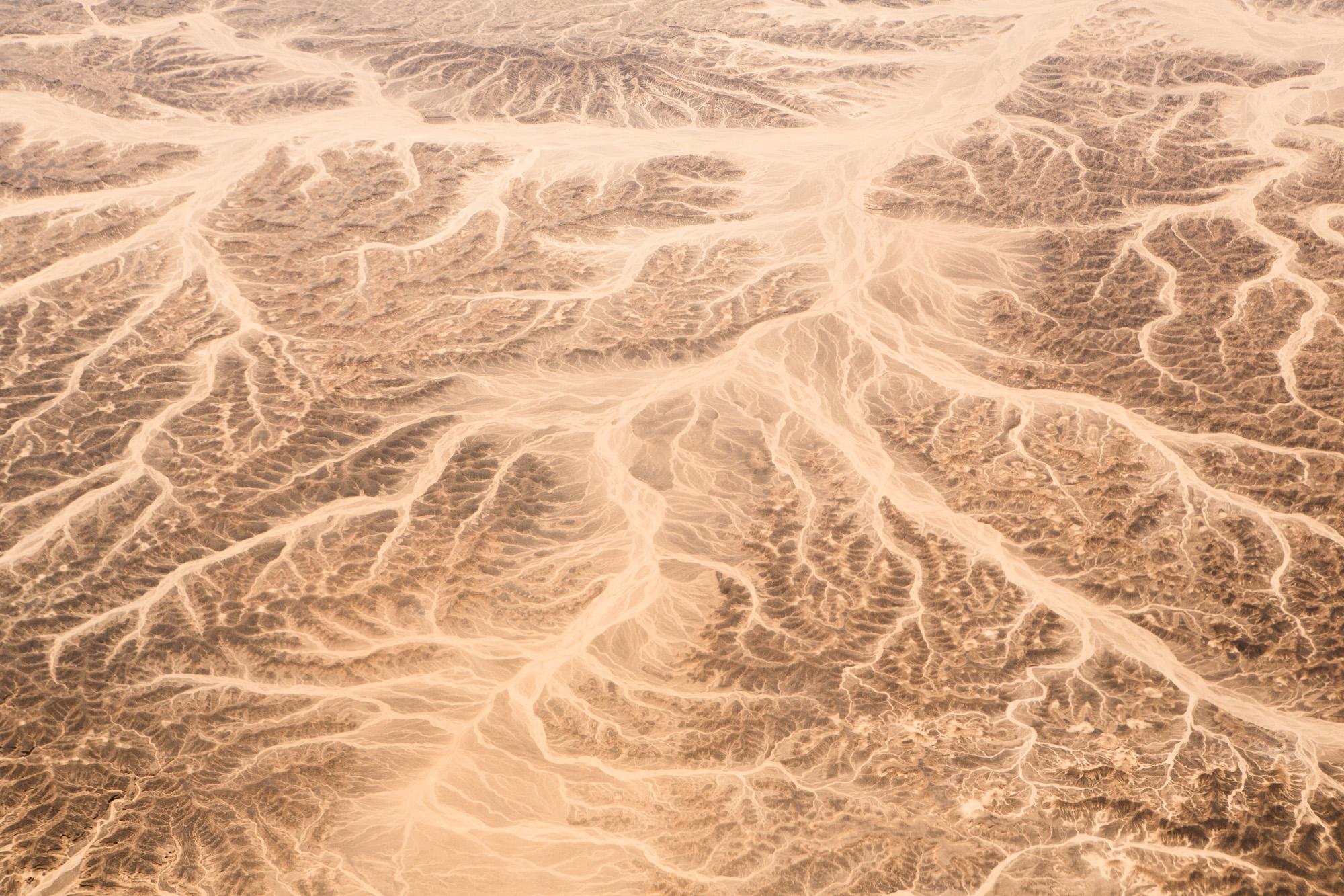 Deserts - Survey #3, 2015