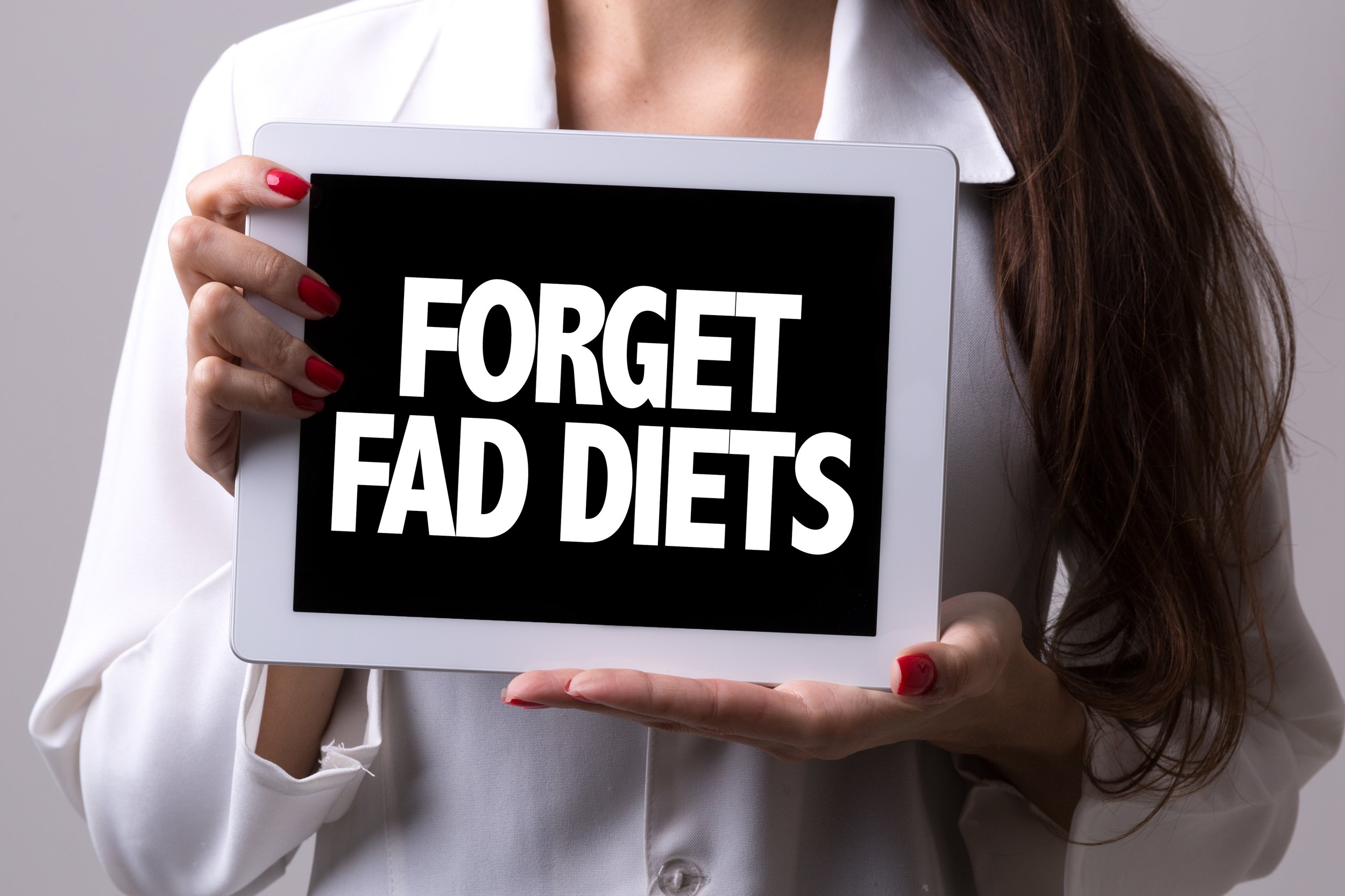 fad diets not at WHHC