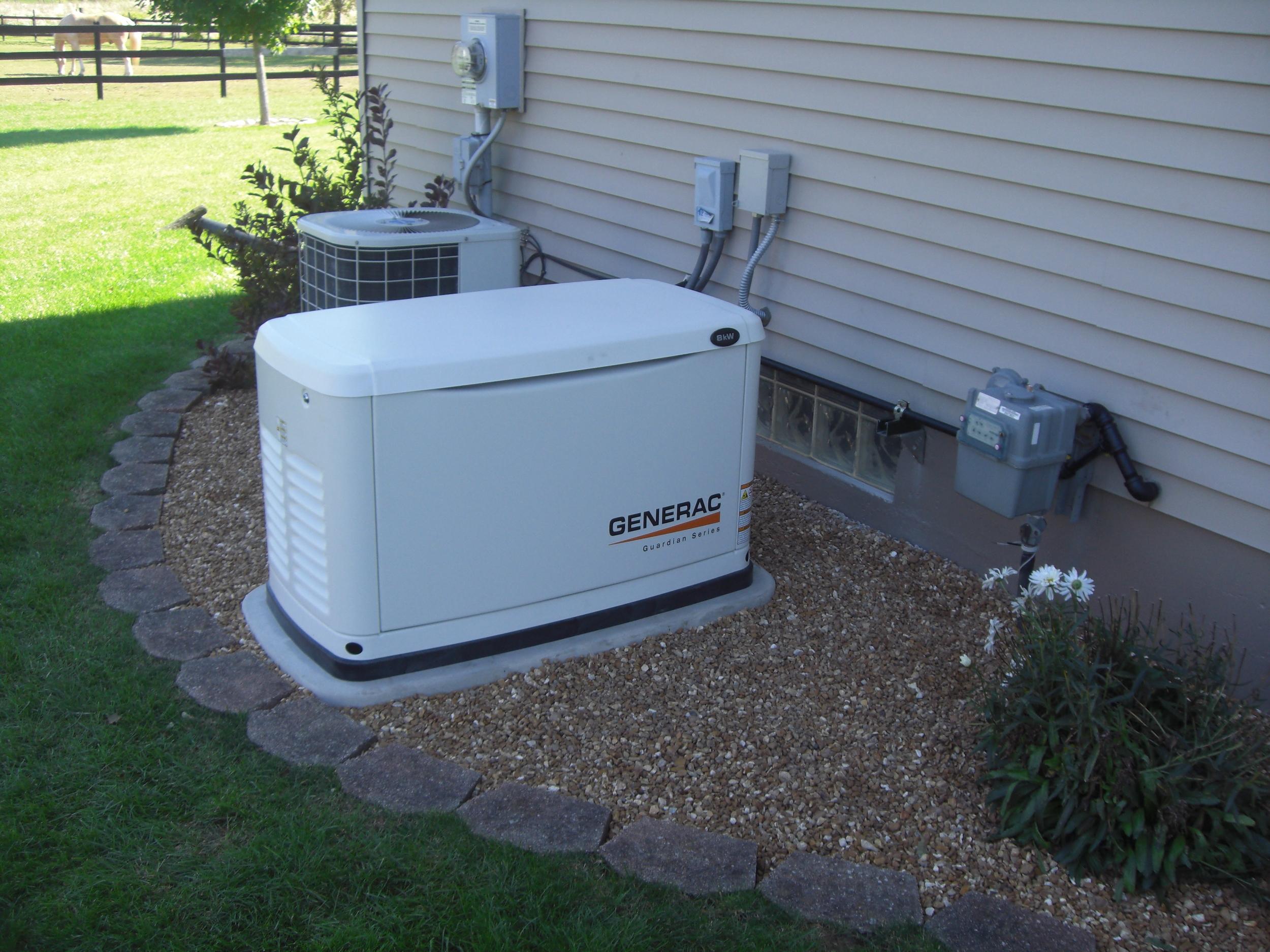 Generac-whole-house-generator