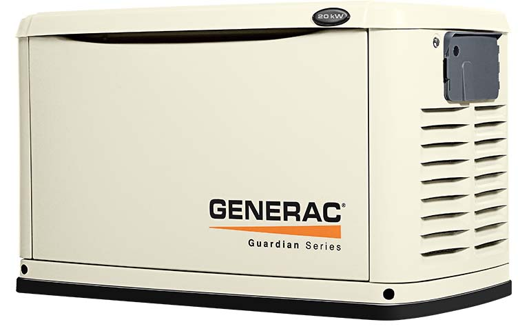 Generac 20kw Air-cooled standby generator