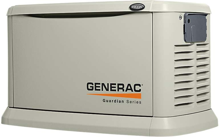 Generac 22kw Air-cooled standby generator