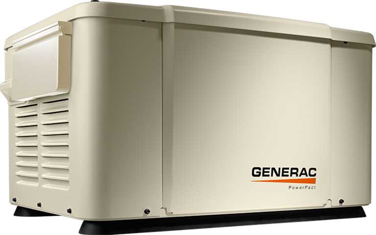 Generac 7kw Air-cooled standby generator